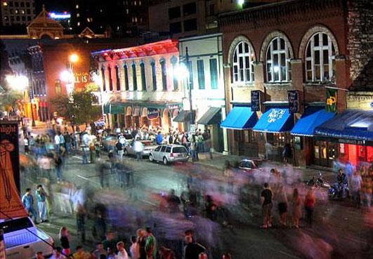 Restaurants Downtown Austin 5th Street